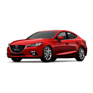 2014 Mazda3 Sedan 2.0 SkyActiv-G