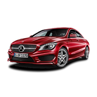 2014 Mercedes-Benz CLA 200