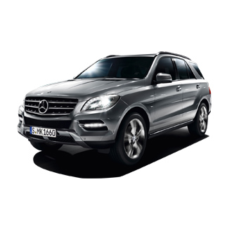 2014 Mercedes-Benz ML 350 BlueEFFICIENCY
