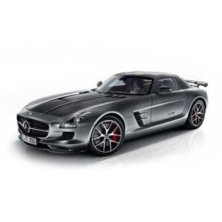 2014 Mercedes-Benz SLS AMG Coupe