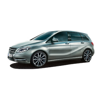 2014 Mercedes-Benz B 200 BlueEFFICIENCY