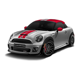 2014 MINI John Cooper Works Coupe