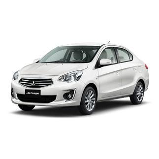 2014 Mitsubishi Attrage 1.2 GS CVT