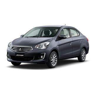 2014 Mitsubishi Attrage 1.2 SE CVT