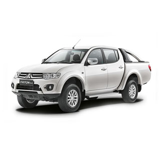 2014 Mitsubishi Triton 2.5 MT STD