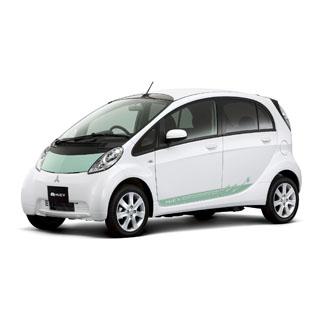2015 Mitsubishi i-MiEV