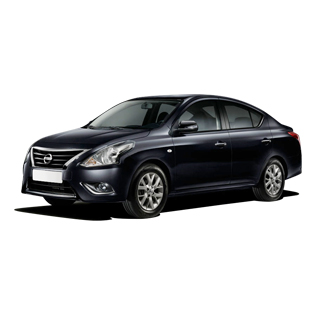 2015 Nissan Almera 1.5E MT
