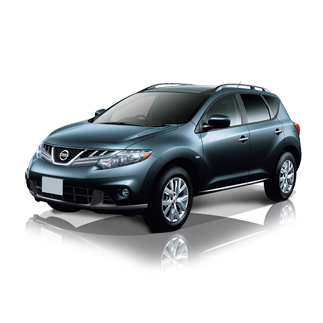 2014 Nissan Murano 3.5 X-CVT AWD