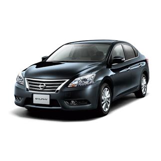 2014 Nissan Sylphy 1.8E