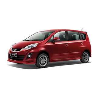 2015 Perodua Alza 1.5 SE M/T