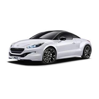 2014 Peugeot RCZ Manual