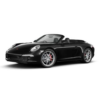 2014 Porsche 911 Carrera 4S Cabrio
