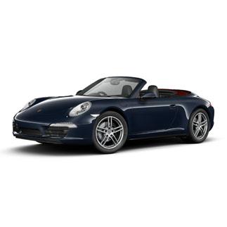 2014 Porsche 911 Carrera 4 Cabrio