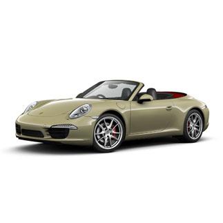 2014 Porsche 911 Carrera S Cabrio