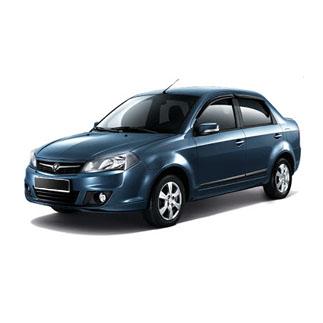 2014 Proton Saga FLX Standard 1.3 M/T