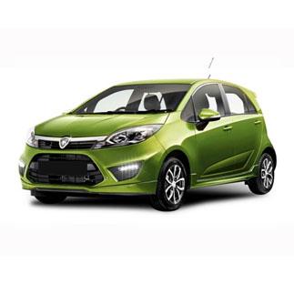 2015 Proton Iriz 1.6 Premium M/T