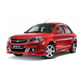 2014 Proton Saga FLX Executive 1.3 CVT
