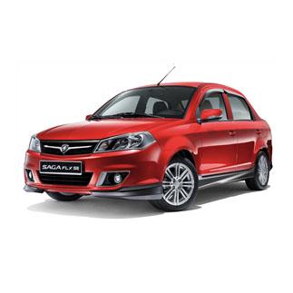 2014 Proton Saga FLX SE 1.6 CVT
