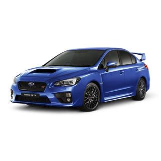 2014 Subaru WRX STI 2.5