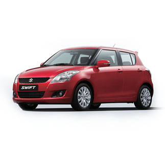 2014 Suzuki Swift 1.4 GLX