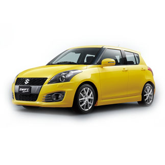 2014 Suzuki Swift Sport 1.6 M/T