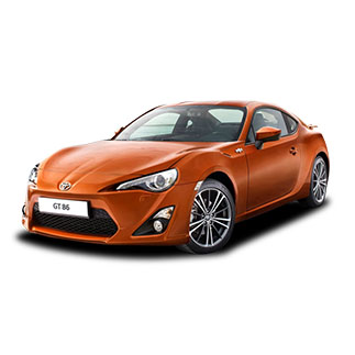 2014 Toyota 86 A/T