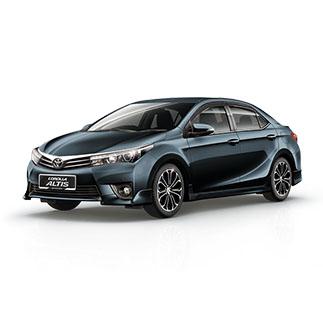 2015 Toyota Corolla Altis 1.8E
