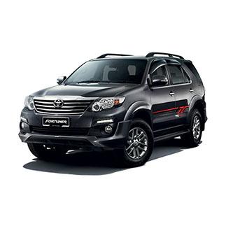 2014 Toyota Fortuner 2.5G TRD Sportivo