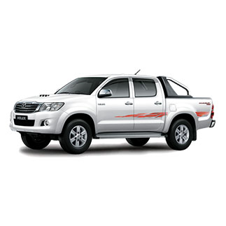 2014 Toyota Hilux Double Cab 2.5G A/T