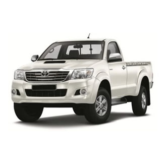 2014 Toyota Hilux Single Cab 2.5 M/T