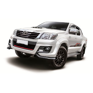 2014 Toyota Hilux Double Cab 3.0G A/T TRD