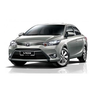 2014 Toyota Vios 1.5 E A/T