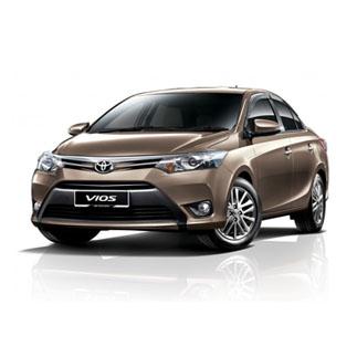 2014 Toyota Vios 1.5 G A/T