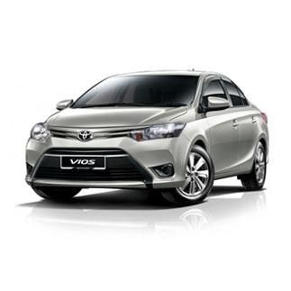 2014 Toyota Vios 1.5 J M/T