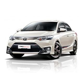 2014 Toyota Vios 1.5 TRD Sportivo