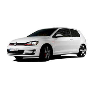 2015 Volkswagen Golf 'Pure' 3-dr