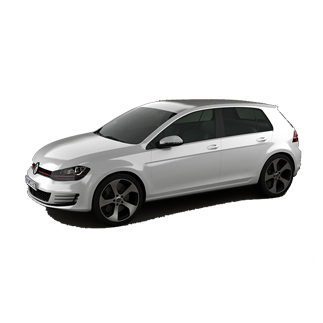 2015 Volkswagen Golf 'Advanced' 5-door