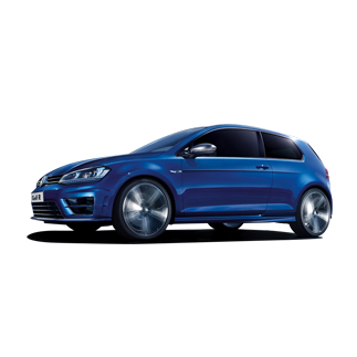 2015 Volkswagen Golf R 3-door
