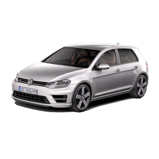 2015 Volkswagen Golf R 5-door Tech Pack
