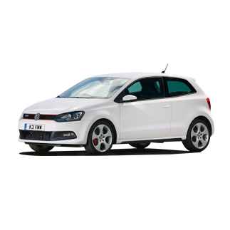 2014 Volkswagen Polo GTI 3-door