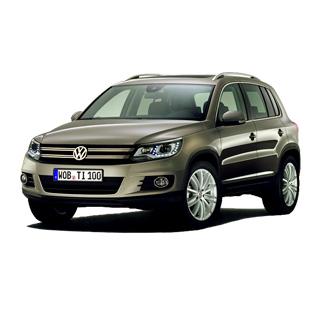 2014 Volkswagen Tiguan 2.0 TSI