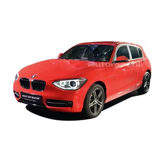 2014 BMW 125i