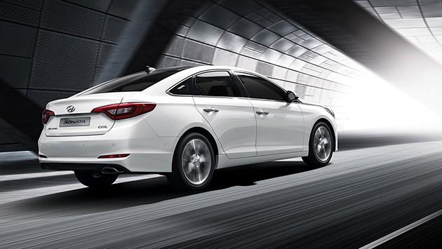 Hyundai Sonata与I20获得红点设计大奖!