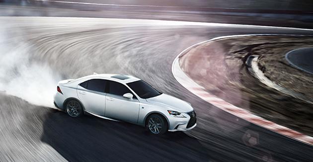 IS200T,Lexus家族最新涡轮成员!