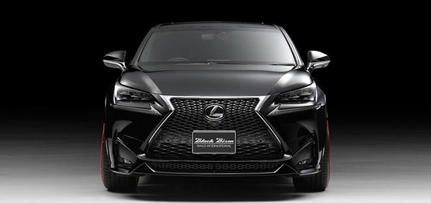 """黑武士""Lexus NX Black Bison Edition""上阵!"