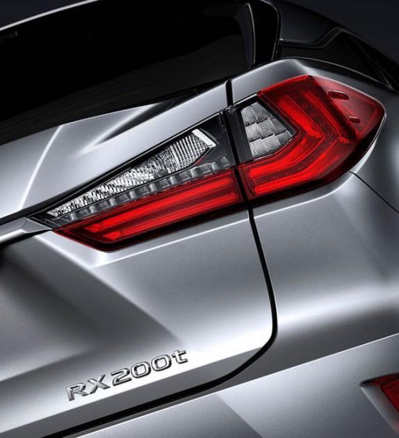 Lexus迈向涡轮世代,RX200T上海车展发表!