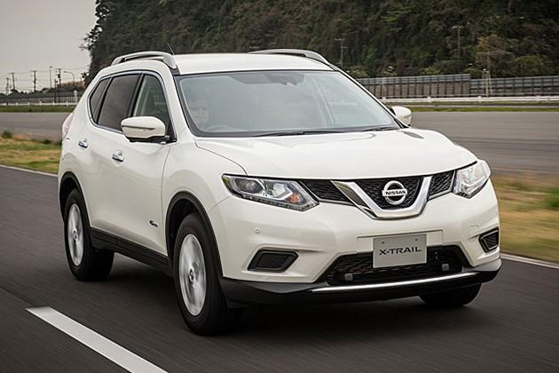 Nissan X-Trail Hybrid日本发表