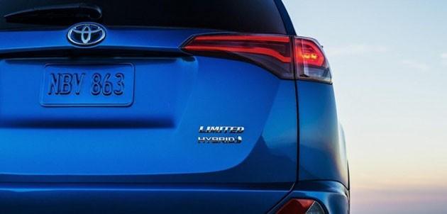 Toyota RAV4 Hybrid 2016即将现身