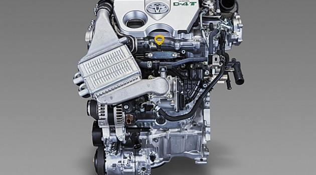 Toyota正式发表8NR-FTS引擎!