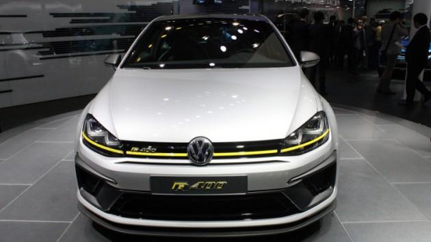 Volkswagen Golf R400概念车已确认量产!